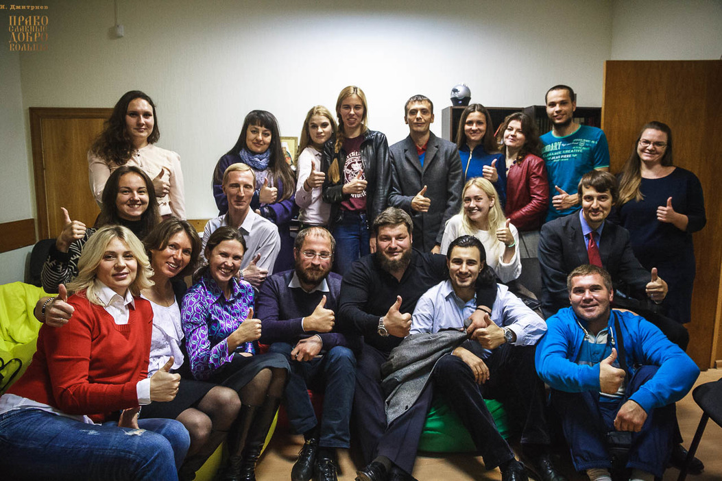 Православные добровольцы за жизнь