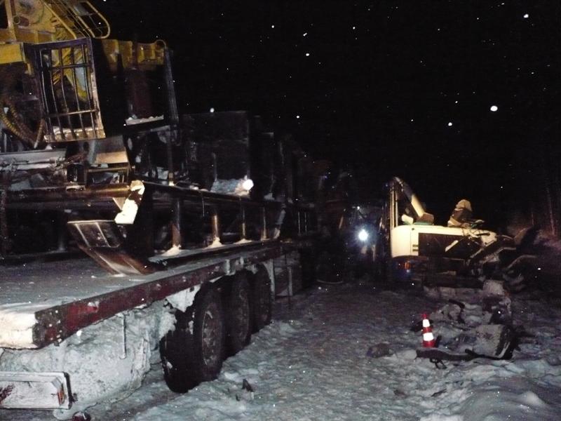 День траура по погибшим в автокатастрофе на трассе Ханты-Мансийск-Тюмень