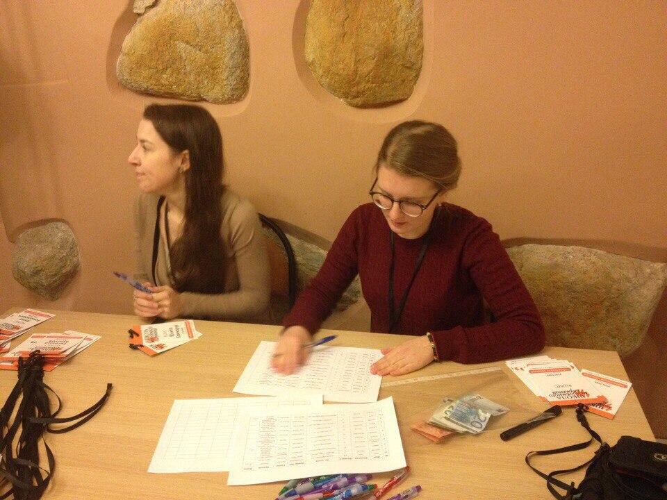 Школа молодежного служения в Вильнюсе