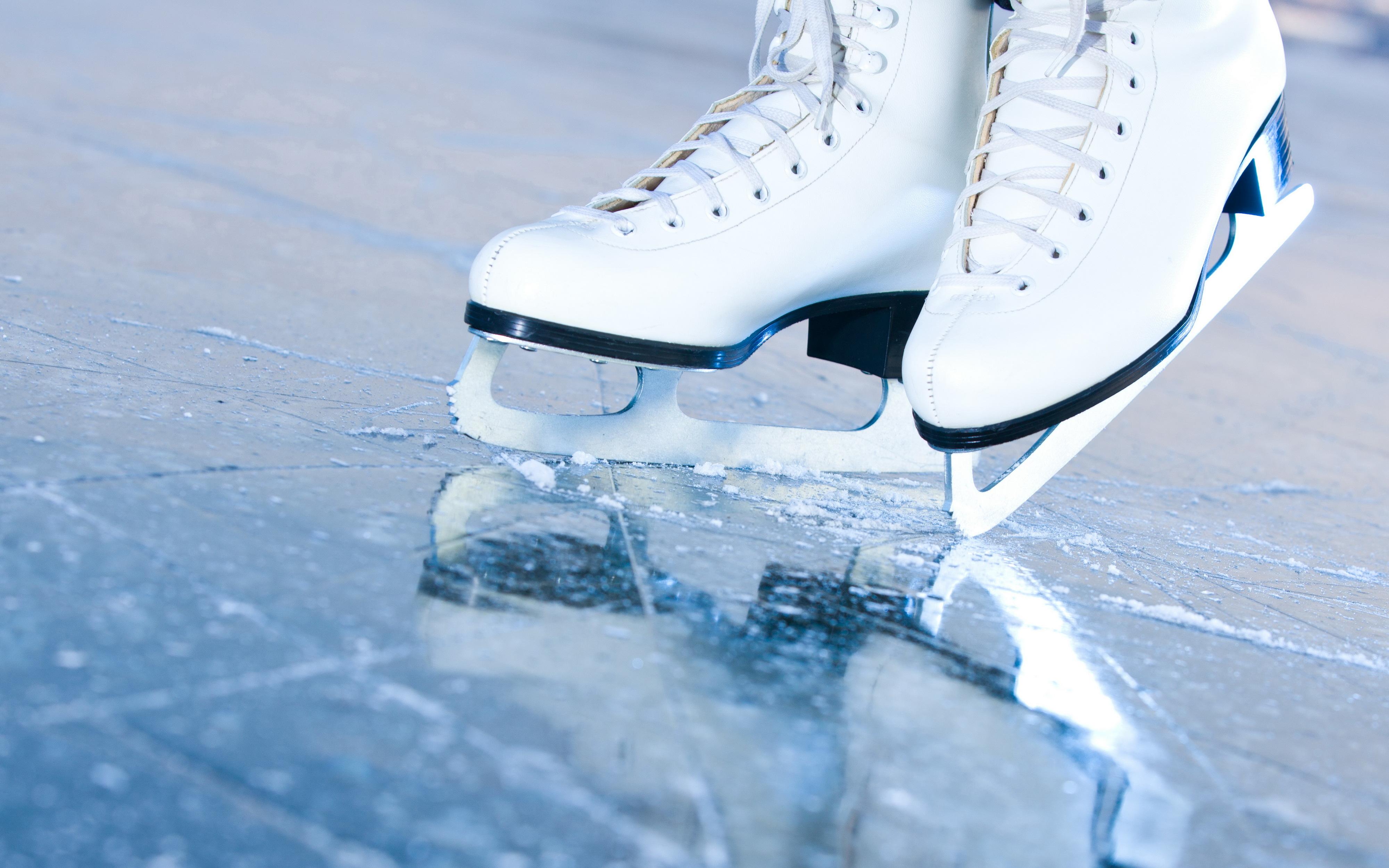 Новый год на льду