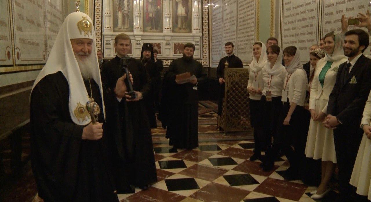 СОЮЗ: Православная молодежь запустила #Колядка2017