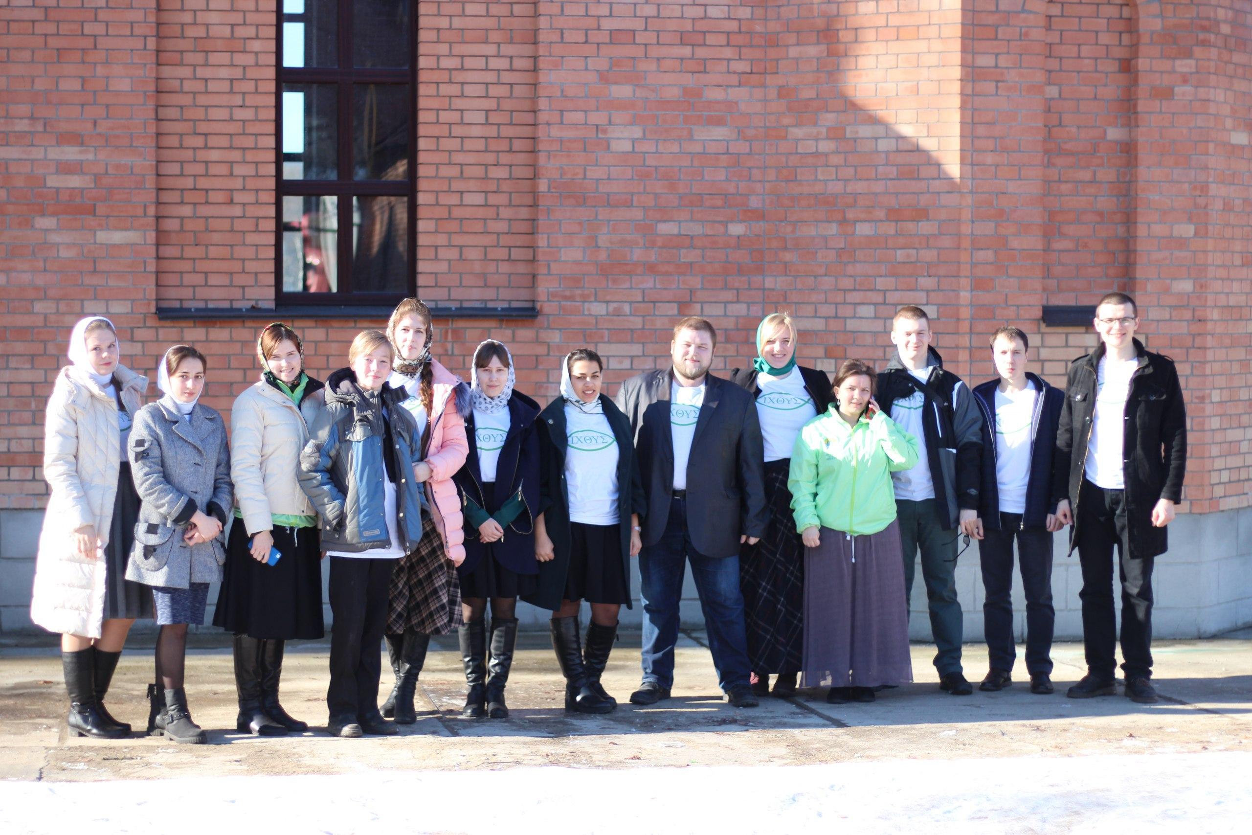 26 марта Московское отделение Православных Добровольцев побывало в гостях у добровольцев Ивановской митрополии.