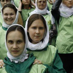 Православные добровольцы Йошкар-Олы у Святителя Николая