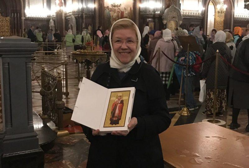 Елена Мизулина о православных добровольцах