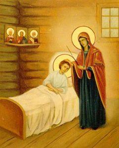 Серафим Саровский – пламенный стержень духовной чистоты