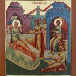 Молебен 11 августа в день празднования рождества Святителя Николая Чудотворца