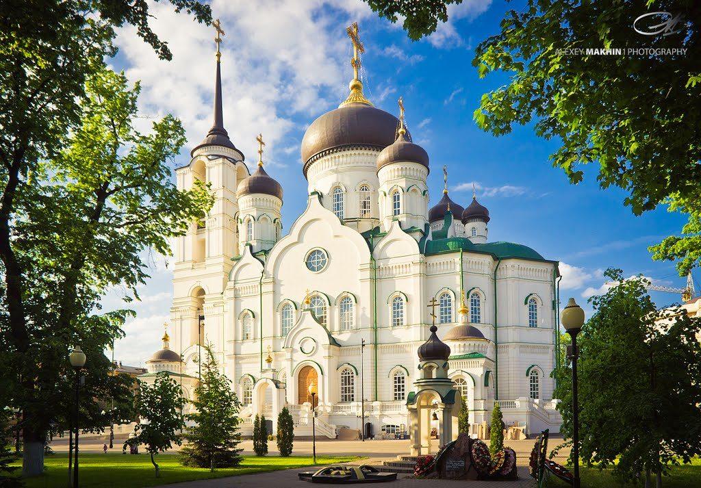 Благовещенский кафедральный собор в г. Воронеж