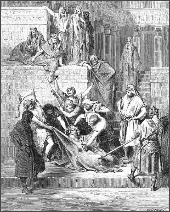 Мученическая смерть Елеазара