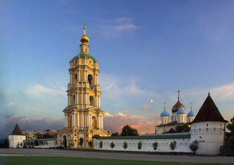 Спасо-Преображенский собор Новоспасского ставропигиального мужского монастыря