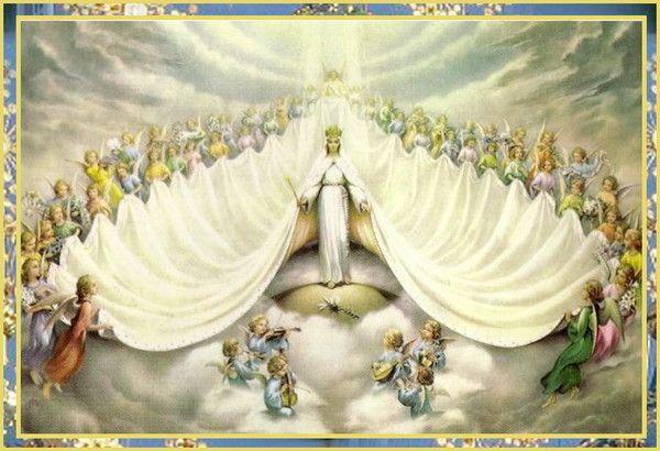 Богородицабыла Девою не телом только, но и душою