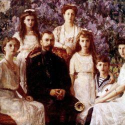 Эталон воспитания. Семья последнего императора династии Романовых - Николая II.