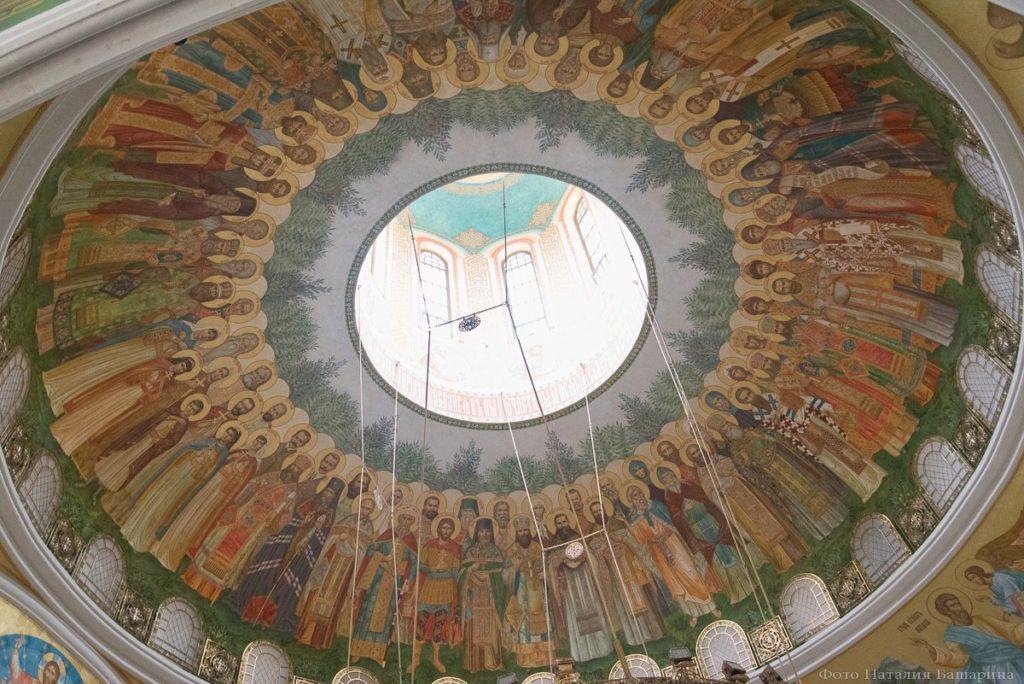 Экскурсия по Сретенскому монастырю