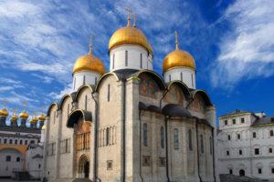 Запись на Патриаршее богослужение в Успенском соборе Кремля 18 октября