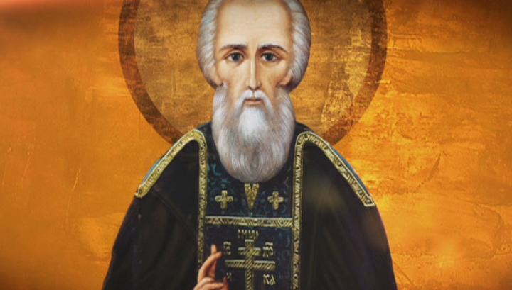 Преставление основателя Троице-Сергиевой Лавры, игумена Сергия Радонежского
