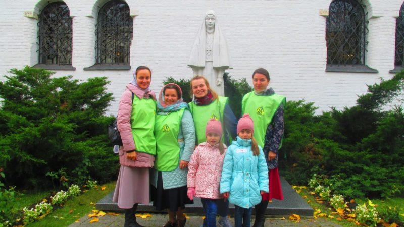 11 октября Марфо-Мариинская обитель милосердия отметила свое 25-летие возрождения
