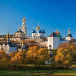 Запись на Патриаршие богослужения в Свято-Троицкой Сергиевой Лавре 7 и 8 октября