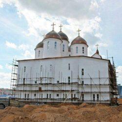Храм Преподобного Сергия Радонежского на Ходынском поле
