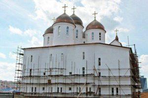 Запись на Патриаршее богослужение в в храме Преподобного Сергия Радонежского на Ходынском поле 22 октября