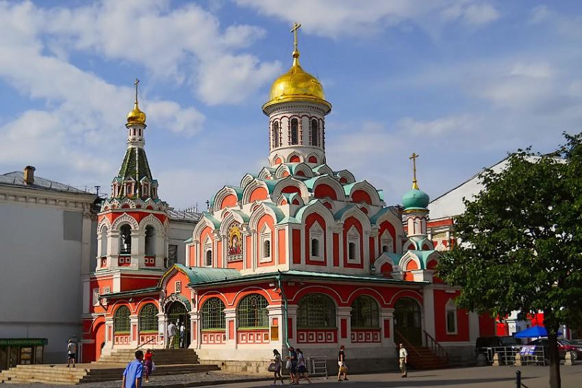Праздник Казанской иконы Божией Материи день народного единства