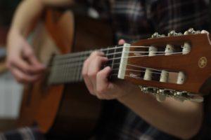 Быть гитаристом — это здорово
