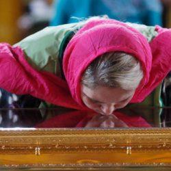"""""""По молитвам св. Николая младенец чудесным образом выздоровел"""""""
