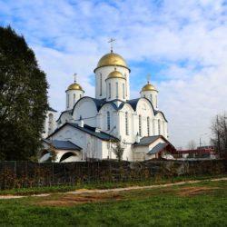 Запись на Патриаршее Богослужение в храме торжества православия в Алтуфьево 24 декабря