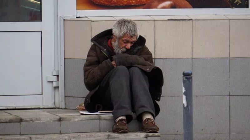 Бездомные тоже люди