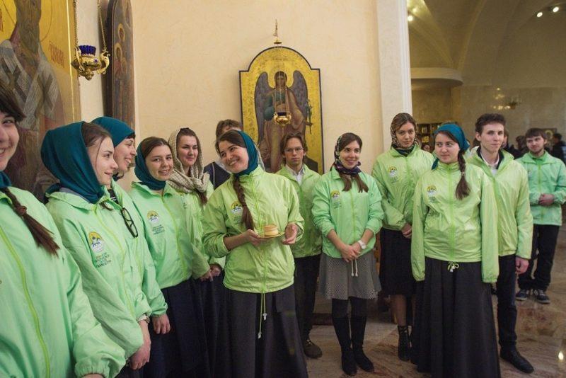 Хору Православных Добровольцев - 3 года