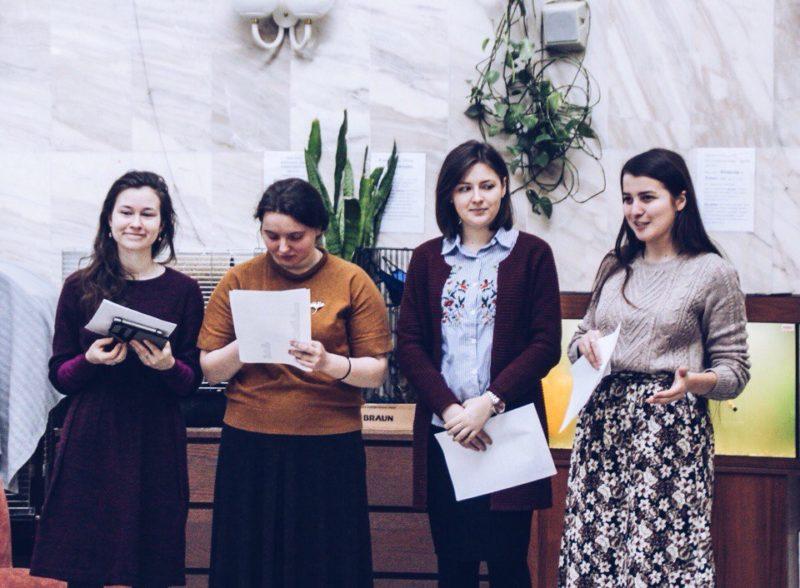 Хор Православных Добровольцев в Хосписе №5