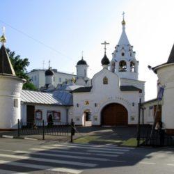 20 мая Патриаршая служба в храме Великомученика Никиты (афонское подворье)