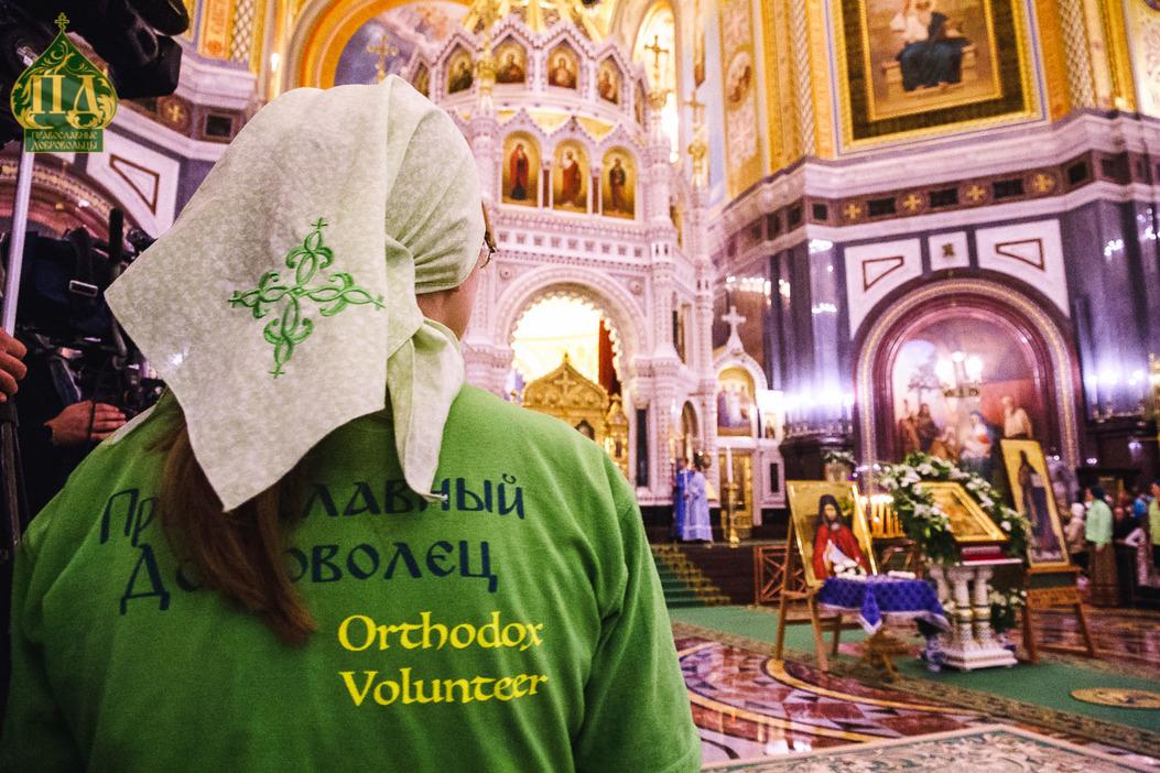 Волонтерская форма: православный тренд или важный символ?