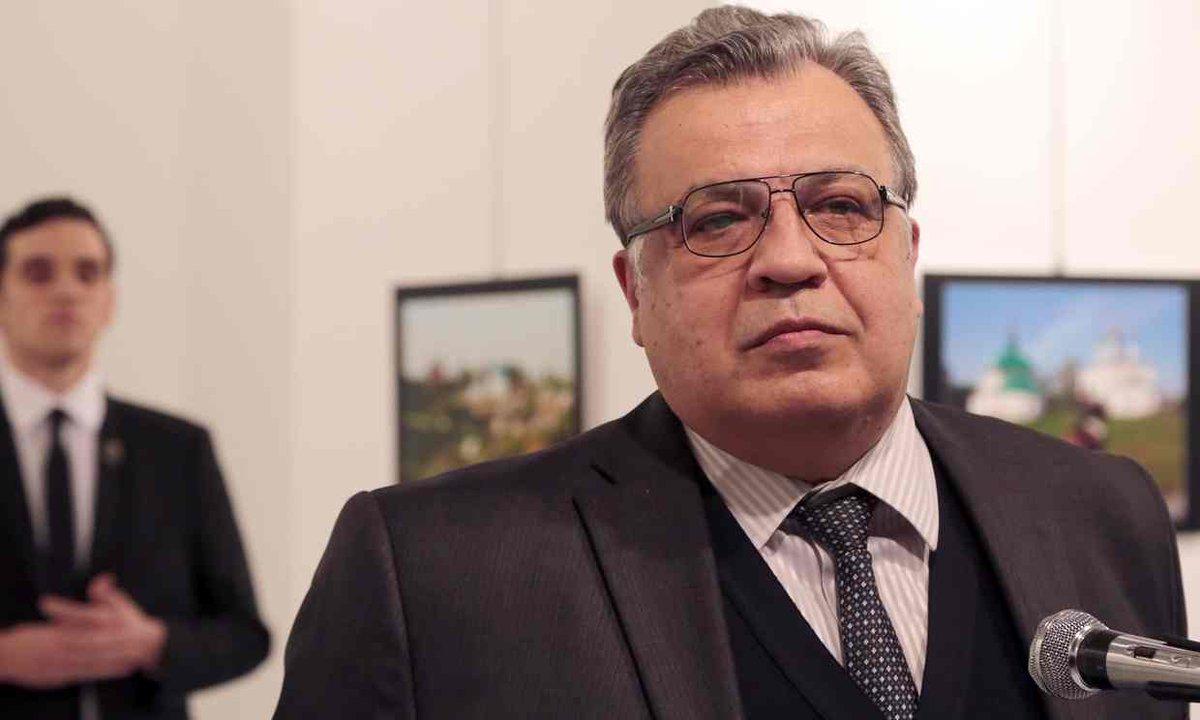 Православная молодежь проведет массовую акцию памяти погибшего посла России в Турции Андрея Карлова