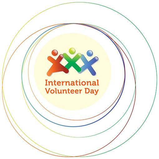 Международный день волонтера