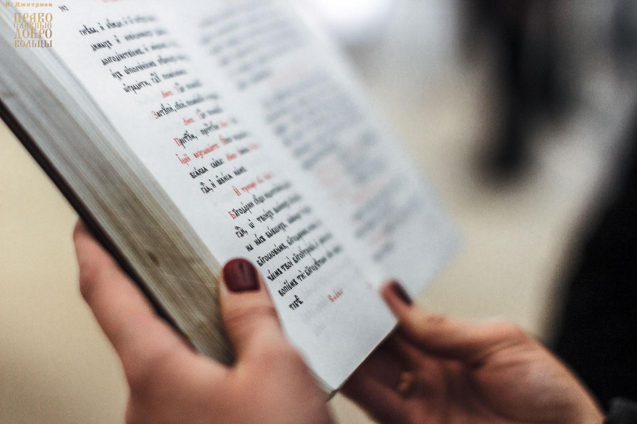 Обучение добровольцев, которые будут трудиться на принесении мощей святителя Николая Чудотворца в Москве.