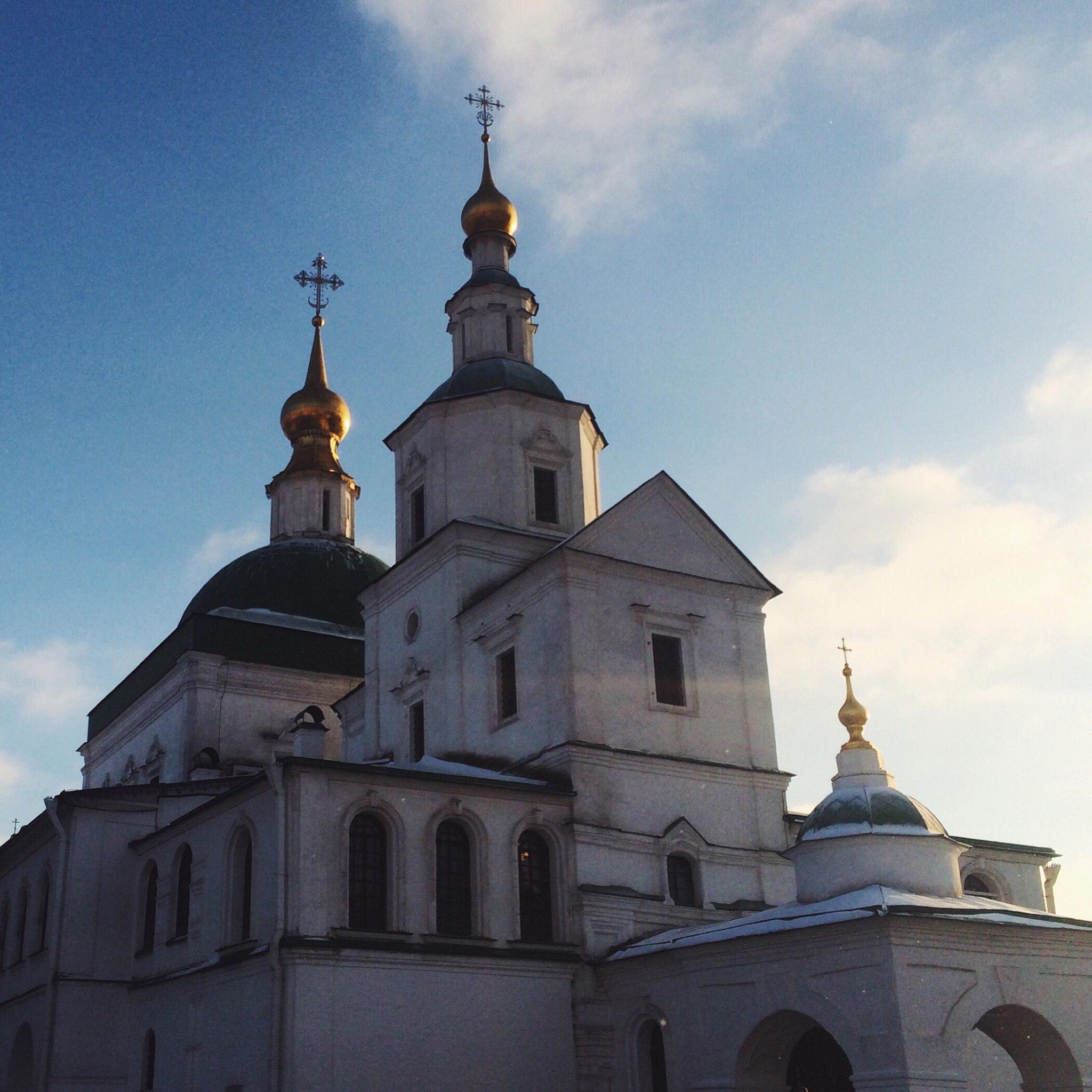 """Ночная литургия """"Православных Добровольцев"""""""