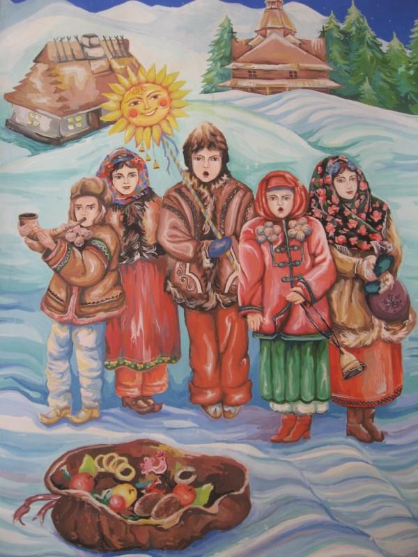 Рождественский Фестиваль колядок