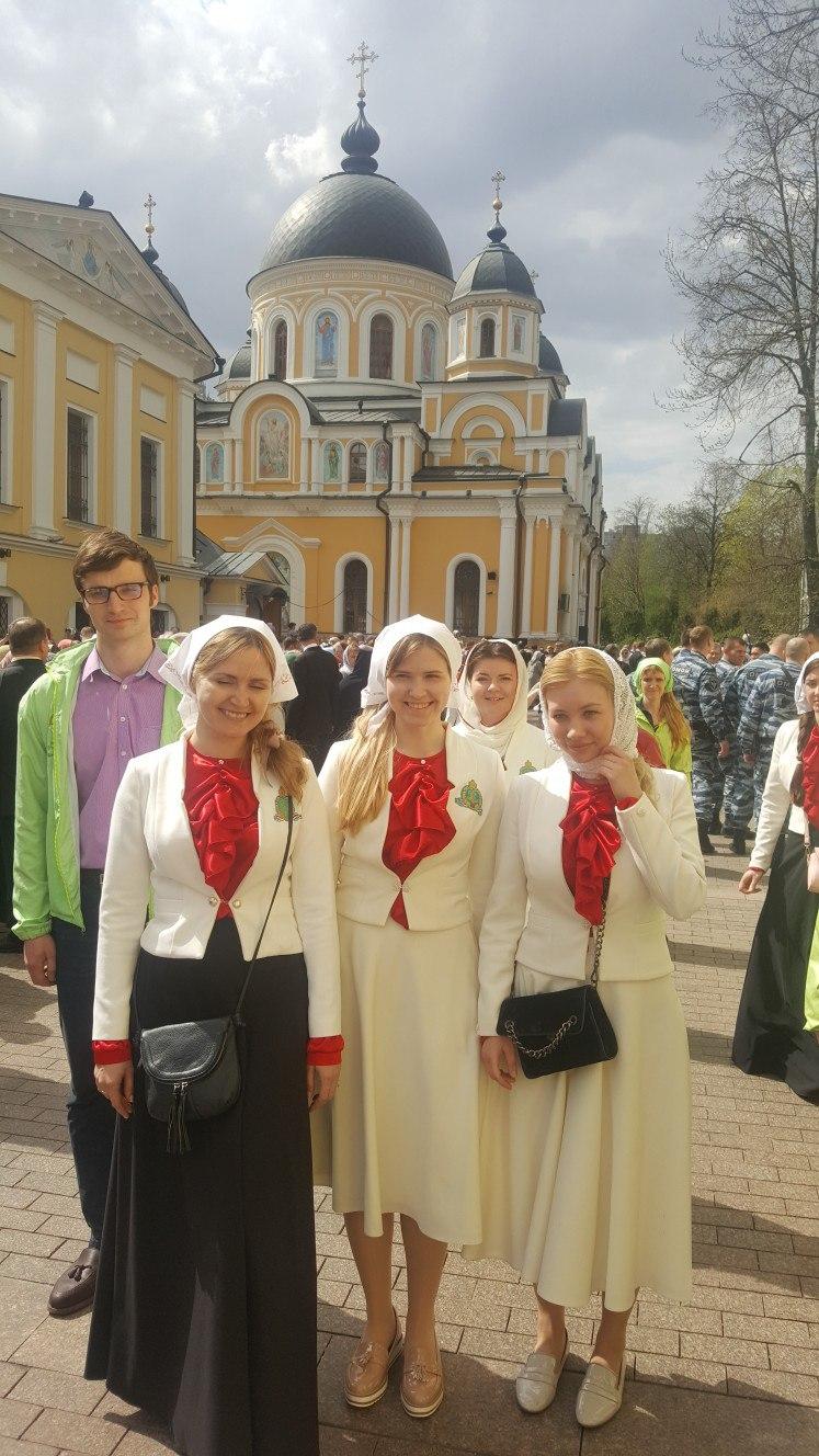 Фотоотчет: Патриаршее Богослужение в день памяти Матроны Московской.