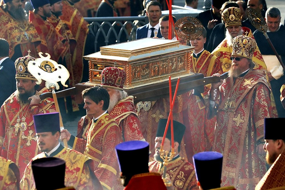 Наиболее часто задаваемые вопросы о дежурстве на принесении мощей святителя Николая Чудотворца в Россию