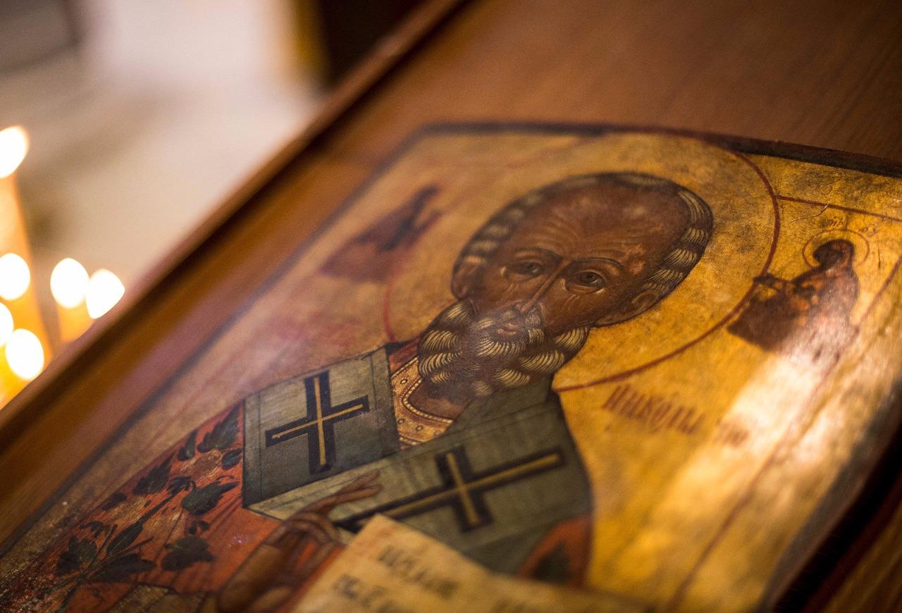 Открыта электронная запись добровольцев на дежурство во время принесения мощей святителя Николая Чудотворца в Россию
