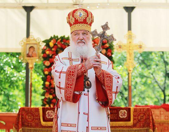 Проповедь Святейшего Патриарха Московского и всея Руси Кирилла в праздник Собора новомучеников, в Бутове пострадавших.