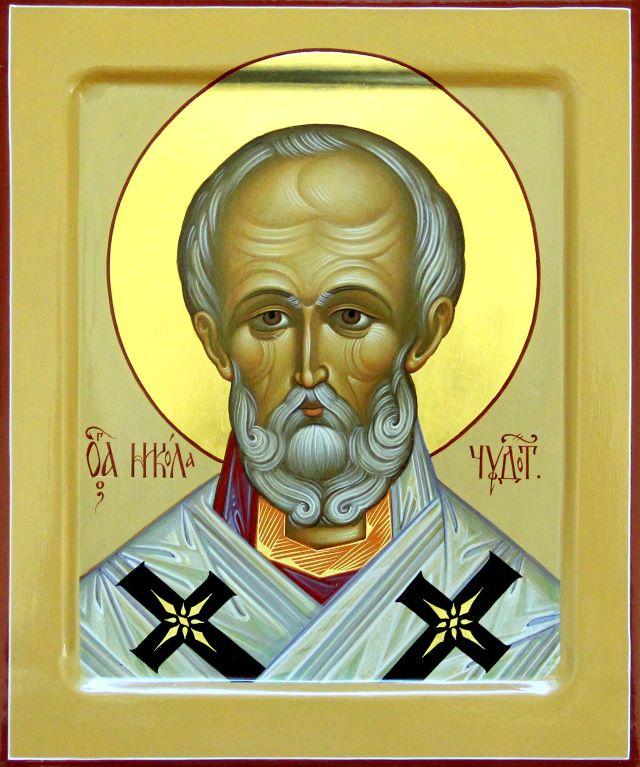 Пять чудес Святителя Николая Чудотворца