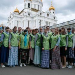Суббота пятой недели дежурства православных добровольцев у мощей Святителя Николая Чудотворца