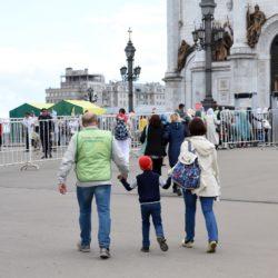 Фотоотчет. Суббота 5-й недели дежурства православных добровольцев