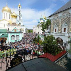 Слово Патриарха Московского и Всея Руси Кирилла в праздник Святой Троицы