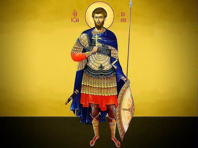 По вере вашей, или как святой мученик Иоанн Воин помогает по-другому взглянуть на свое малодушие