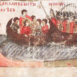 6 августа - день памяти святых благоверных князей страстотерпцев Бориса и Глеба