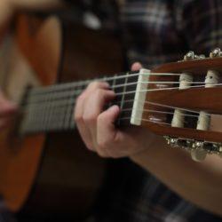 Быть гитаристом - это здорово