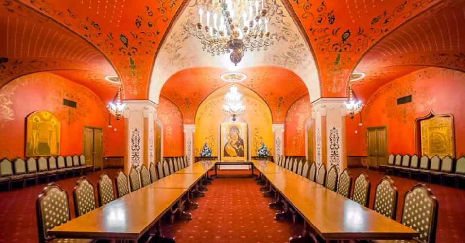 Круглый стол «Экология души молодого человека в современной России» 19 декабря