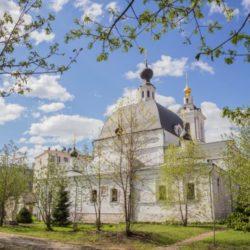21 мая Патриаршая служба в храме святителя Николая в Покровском