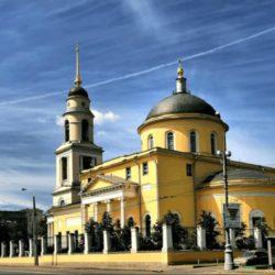 16 мая Всенощное бдение в Храме Большое Вознесение у Никитских Ворот